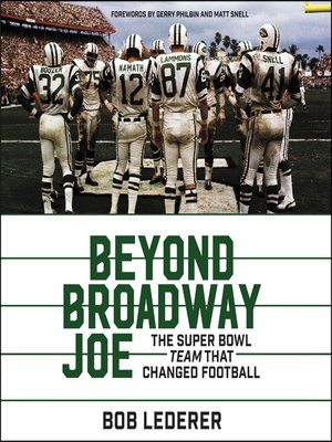cover image of Beyond Broadway Joe